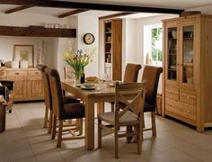 Tuscan Hills Entertainment Unit - Willis and Gambier - Furniture Village Furniture Village, Dining Furniture, Dining Chairs, Dining Table, Suite Life, Chrome Handles, Seat Pads, Tuscany, Kitchen Dining