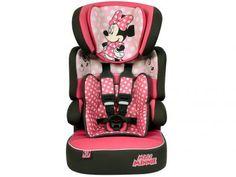 Cadeira para Auto Disney Minnie Mouse - Beline SP para Crianças de 9 até 36kg com as melhores condições você encontra no Magazine Jc79. Confira!