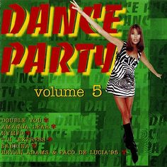 Dance Party Vol. 5 (1995) (Compilation) (FLAC) (Not On Label) (TOP 886732-2)