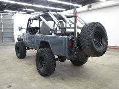 Find new 1982 Jeep Scrambler monster fuel injected 302 full cage 37 inch tires in Aurora, Colorado, United States Jeep Scrambler, Jeep Cj, Fuel Injection, Go Kart, Camping Gear, Military Vehicles, Jeep Stuff, Monster Trucks, Roads