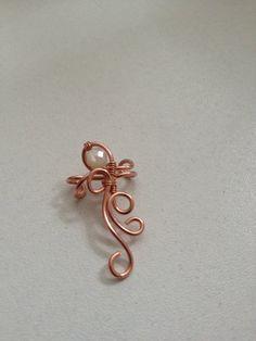Wire wrapped jewelry handmade wire wrapped by Wiredesignjewelry, $18.95