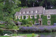The Swan Hotel In Bibury England