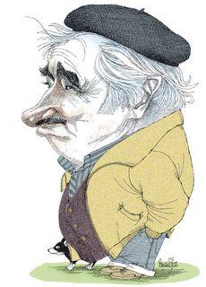 Pepe Mujica - Pancho Cajas