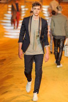 Fendi Menswear - Primavera/Verano 2014