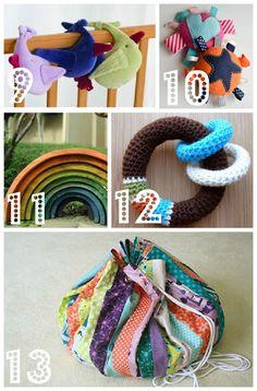 101 DIY Baby Things!