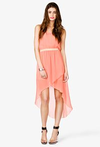 High-Low Racerback Dress #Forever21 #Dresses #SpecialOccasion