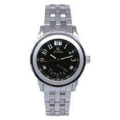 Men's Bulova Accutron 65C105 Swiss Made Sapphire Crystal Watch Accutron by Bulova. $291.25. Save 61% Off!