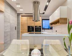 Meble kuchenne automatycznie otwierane - Kuchnia, styl nowoczesny - zdjęcie od Zirador - Meble tworzone z pasją