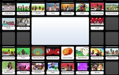 26 awesome movement and educational videos by Patty Shukla. All in one place and easy to use with SymbalooEDU