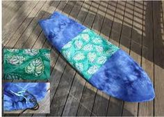 http://www.pinterest.com/pin/155303887120642411/ How to make your own surfboard sock!!