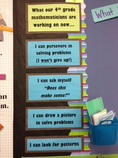anchor chart for what mathematicians do
