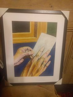 Buy Nostalgia Hands.  (16x20 inches), Acrylic painting by Peter Sheerin on Artfinder. Discover thousands of other original paintings, prints, sculptures and photography from independent artists.