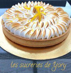 les sucreries de Yory: Tarte au citron meringuée CAP