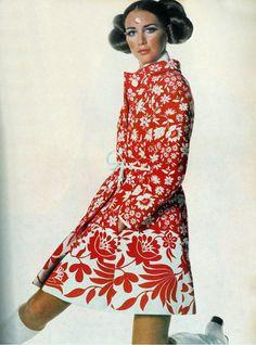 February 1969 Vogue