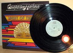 CRISPEN HOLLOW - Night Of The Sun *MistyStarRec.*LP*