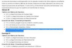 """ESCANDALOSA EVIDENCIA: EL PRO PUBLICO UNA FACTURACION FRAUDULENTA EN SU PROPIA WEB   El gobierno de la Ciudad: una usina de coimeros  En el sitio oficial del gobierno de la Ciudad publicaron una serie de actividades en el marco de la """"Usina de historietas"""". En el listado de opciones olvidaron borrar un mensaje interno: """"Tiene que cobrar 2000 nos va a factura 6000"""". Ahora bajaron la web pero igual podes chequear la estada desde acá.  """"La Usina de Historietas te está esperando con los grandes…"""
