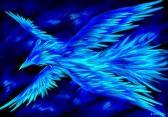 Blue Fire Dragon | Appearance:http://media.photobucket.com/image/anime+swordsman ...