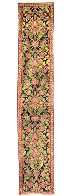 KARABAGH RUNNER  SOUTH CAUCASUS, CIRCA 1900   17ft.5in. x 3ft.4in. (530cm. x 102cm.) I Christie's Sale 7039