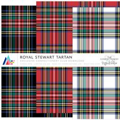 Royal Stewart Tartan ·CU· {EXCLUSIVE}