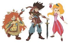 Secret of mana is one of the first JRPGS ive ever played, and I still hold it to this day as one of my favorite child hood games ever. I listen to the soundtrack time to time because it is so good!