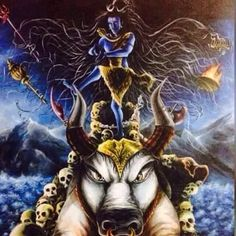 The essence of Hinduism is that the path may be different, but the goal is the same. Rudra Shiva, Mahakal Shiva, Shiva Statue, Krishna, Angry Lord Shiva, Shiva Photos, Lord Shiva Hd Wallpaper, Shiva Tattoo, Lord Shiva Painting