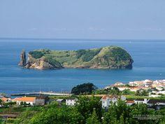 Roteiro para 5 dias em São Miguel, Açores   Portugal   Ilhéu de Vila Franca do Campo