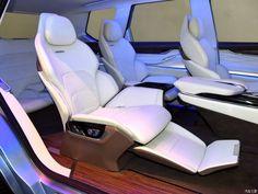 2016_Materials development for Maxus D90 Concept Car @ Alcantara® by Silvia Francesca Notaro