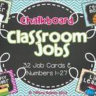 chalkboard themed classroom - Google Search