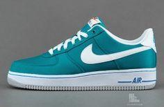 "Nike Air Force 1 Low ""Nylon"" – Tropical Teal"
