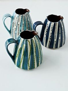 Moye, Katrin #ceramic #pitcher