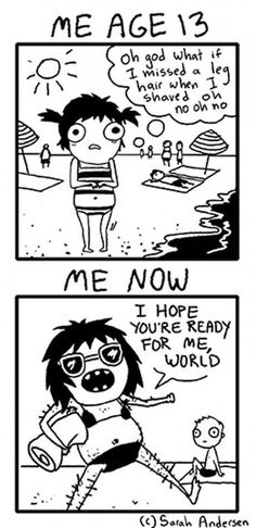 This is me every day