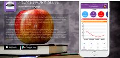 Are you in search of app that can support uploading your syllabus, organizing your calendar and emailing your teacher? Then you must get the homework suite app.