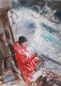 News about Mary Whyte watercolor artist