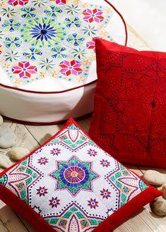 Moroccan Tiles - HUSQVARNA VIKING®