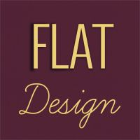 The flat design trend gained popularity after Microsoft unveiled its new mobile platform. Soon after, Apple followed suit with the new, flat, iOS7 design. Now thousands of other sites are shedding their skeuomorphic skins and revealing their simple and user-friendly designs.  So what IS flat design?