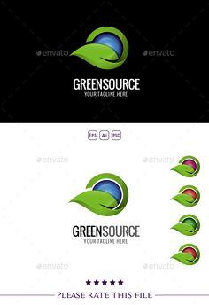 Leaf - Logo Design Template Vector #logotype Download it here: http://graphicriver.net/item/leaf-logo/10260771?s_rank=1312?ref=nexion