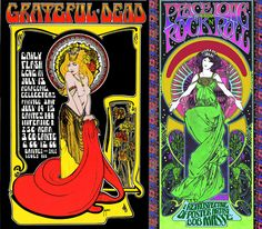 Bob Masse's show at W2 Storyeum on Sunday (September 26) takes a look at the Salt Spring–based artist's large output of concert posters dating back to the '60s. Melding a psychedelic lettering style, wildly swirling pink-paisley backgrounds, and illustrations of gorgeous girls in flowing gowns—the latter a nod to art nouveau painter Alphonse Mucha—Masse's iconic style has been seen on show posters locally and abroad advertising shows by Bob Dylan, Led Zeppelin, and countless others.