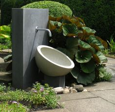 Fountains | Garden accessories | Water feature | OGGI Beton. Check it out on Architonic