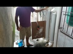 Comedouro e Bebedouro Automático de PVC para Animais - YouTube