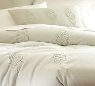made up my mind... pb dora embroidered duvet is the winner