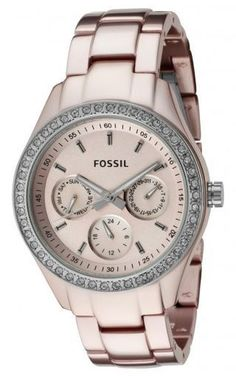Fossil Stella Women's Quartz Watch - Click pics for a better price <3