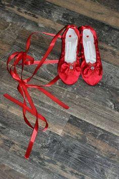 daed21c9f43 Red Satin Kahli Bridal Shoes