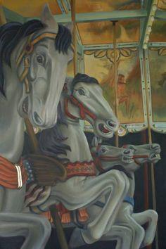 Gray Tilden Carousel