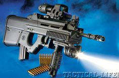 FN FS2000 CQB 5.56mmLoading that magazine is a pain! Get your Magazine speedloader today! http://www.amazon.com/shops/raeind