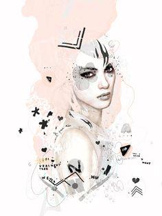Los collages e ilustraciones de Raphael Vicenzi                                                                                                                                                                                 Más