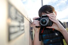 10 useful tips to encourage children to take pictures and improve their technique