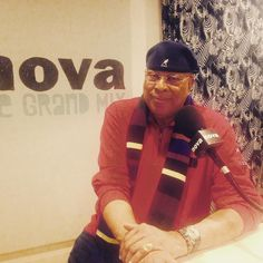 Et puis monsieur #ChuchoValdes avant son interview dans #laNIN jeudi !