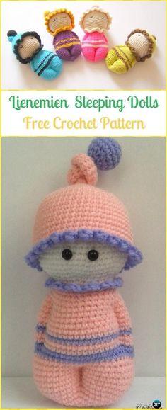 PATTERN : Doll Crochet pattern