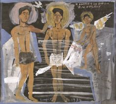 ✿⊱╮Painting by Giannis Τsarouhis, Greek Painter Artist, Artist Art, Modern Art, Contemporary Art, Queer Art, Gay Art, Months In A Year, Conceptual Art, Art Images