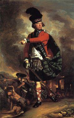 Major Hugh Montgomerie, 1780, Singleton Copley (1737-1815)